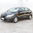 Foto venta Auto usado Chevrolet Prisma LS Joy + (2018) color Gris Oscuro precio $379.000