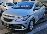 Foto venta Auto usado Chevrolet Prisma LTZ (2013) color Gris Plata  precio $384.900