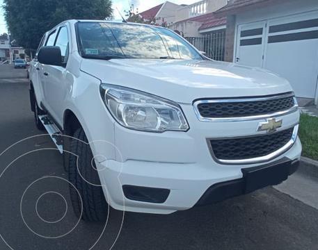 Chevrolet S 10 LS 2.8 4x2 CD usado (2013) color Blanco precio $1.700.000
