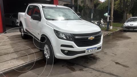 Chevrolet S 10 LT 2.8 4x2 CD usado (2020) color Blanco precio $3.400.000