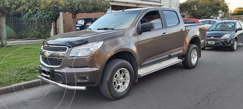 Chevrolet S 10 LT 2.8 4x4 CD usado (2012) color Gris Artemis precio $2.390.000