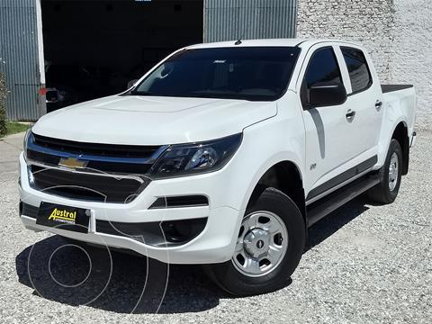Chevrolet S 10 LS 2.8 4x2 CD usado (2017) color Blanco Summit precio $1.350.000
