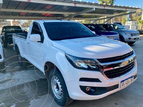 Chevrolet S 10 Serie Limitada 100 Anos 4x2 usado (2016) color Blanco precio $2.200.000