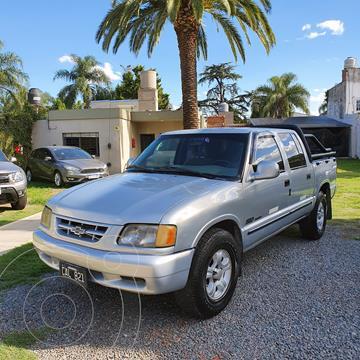 Chevrolet S 10 DLX 2.5 TD 4x2 CD usado (1998) color Gris precio $819.000
