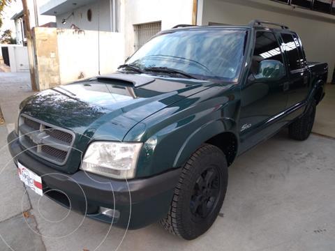 Chevrolet S 10 2.8 DLX 4x2 CS  usado (2007) color Verde Oscuro precio $1.400.000