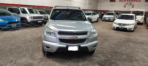 Chevrolet S 10 LTZ 2.8 4x2 CD usado (2014) color Plata financiado en cuotas(anticipo $1.709.870 cuotas desde $70.250)
