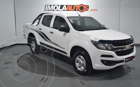 Chevrolet S 10 LS 2.8 4x4 CD usado (2017) color Blanco Summit precio $2.350.000