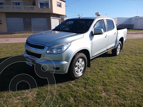 Chevrolet S 10 LT 2.8 4x4 CD usado (2012) color Blanco precio $2.100.000