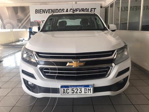 Chevrolet S 10 Serie Limitada 100 Anos 4x2 usado (2018) color Blanco precio $2.550.000