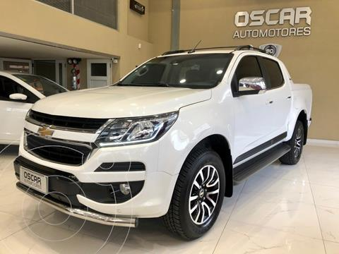 Chevrolet S 10 High Country 2.8 4x2 CD usado (2016) color Blanco Summit precio $3.149.000