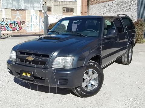 Chevrolet S 10 DLX 2.8 TD 4x2 CD usado (2009) color Gris Oscuro precio $1.050.000