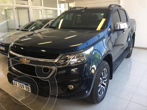 Chevrolet S 10 LTZ 2.8 4x4 CD High Country usado (2016) color Azul precio $2.989.000