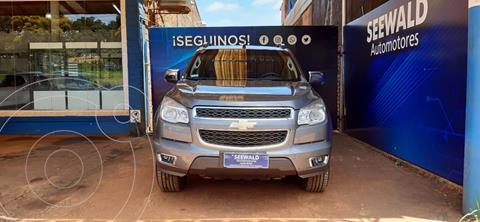 Chevrolet S 10 C/Doble 4x4 2.8 Diesel LTZ AT6 (200cv) usado (2013) color Gris Oscuro precio $2.350.000