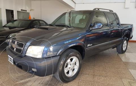 foto Chevrolet S 10 2.8 TD DLX 4x2 CD usado (2008) color Azul precio $1.380.000