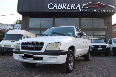 foto Chevrolet S 10 2.8 Td Std 4x2 Cd usado (2005) color Blanco precio $700.000