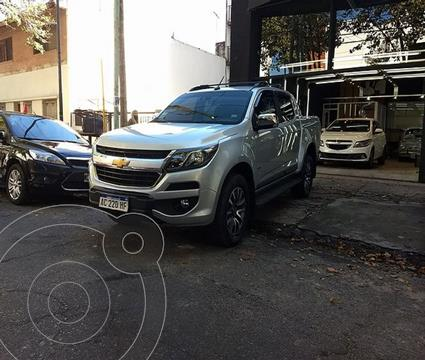 Chevrolet S 10 High Country 2.8 4x4 CD Aut usado (2018) color Gris precio $4.500.000
