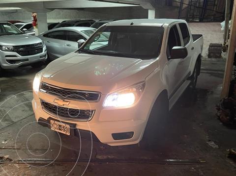 Chevrolet S 10 LS 2.8 4x2 CD usado (2015) color Blanco precio $1.889.000
