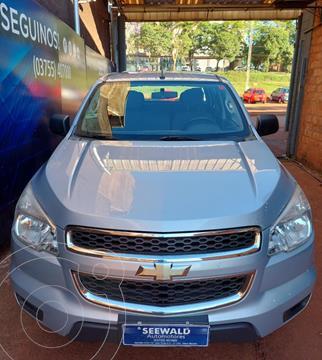Chevrolet S 10 C/Doble 4x2 2.8 Diesel LS MT6 (200cv) usado (2013) color Gris Plata  precio $2.600.000