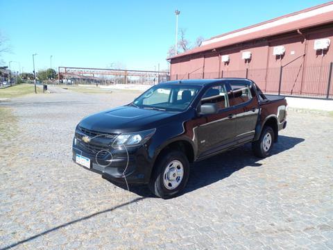 Chevrolet S 10 LS 2.8 4x2 CD usado (2019) color Negro precio $3.300.000