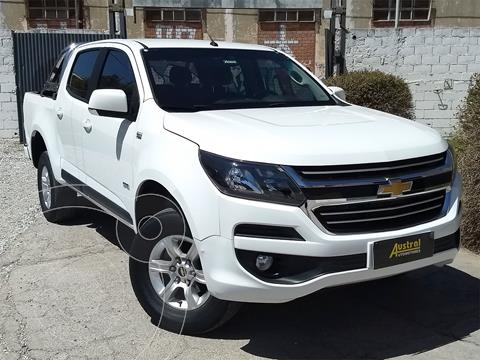 Chevrolet S 10 LT 2.8 4x2 CD usado (2017) color Blanco Summit precio $1.400.000
