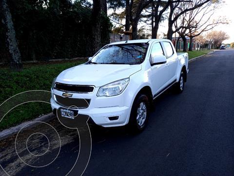 foto Chevrolet S 10 LT 2.8 4x4 CD usado (2013) color Blanco precio $2.450.000