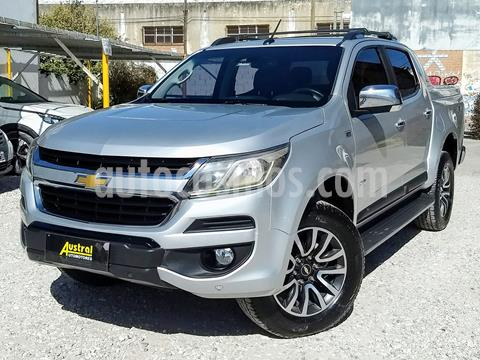 Chevrolet S 10 LTZ 2.8 4x4 CD High Country Aut usado (2018) color Plata Switchblade precio $2.200.000