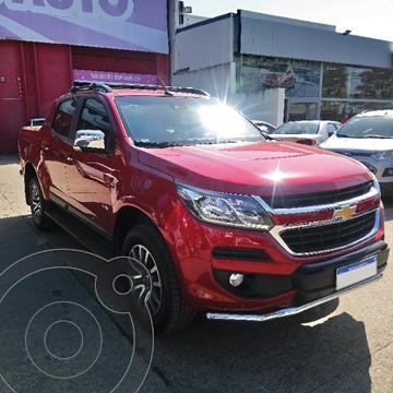 Chevrolet S 10 High Country 2.8 4x2 CD usado (2018) color Rojo precio $4.480.000