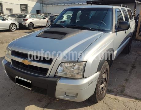 foto Chevrolet S 10 2.8 TD 4x2 CD usado (2012) color Gris Plata  precio $1.220.000