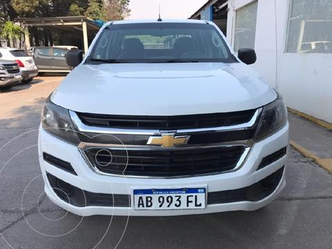 Chevrolet S 10 Serie Limitada 100 Anos 4x2 usado (2017) color Blanco precio $2.750.000