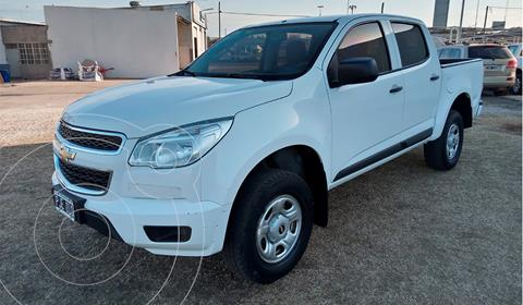 Chevrolet S 10 LS 2.8 4x2 CD usado (2015) color Blanco precio $2.850.000