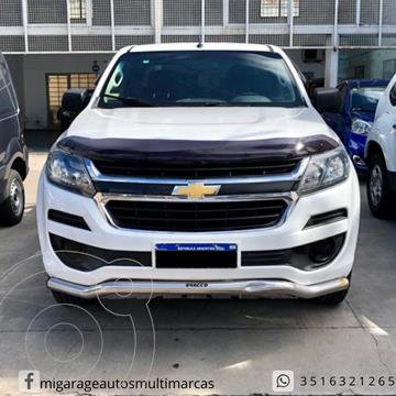 Chevrolet S 10 High Country 2.8 4x4 CD usado (2016) color Blanco precio $2.850.000