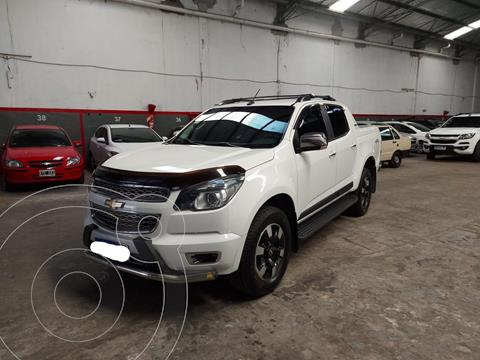 Chevrolet S 10 High Country 2.8 4x4 CD usado (2016) color Blanco precio $3.390.000