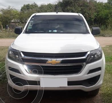 Chevrolet S 10 LS 2.8 4x2 CS usado (2017) color Blanco Summit precio $1.950.000