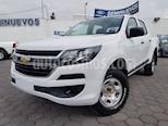 Foto venta Auto usado Chevrolet S-10 Doble Cabina (2017) color Blanco precio $310,000