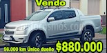 Foto venta Auto usado Chevrolet S 10 High Country 2.8 4x2 CD (2016) color Gris precio $880.000