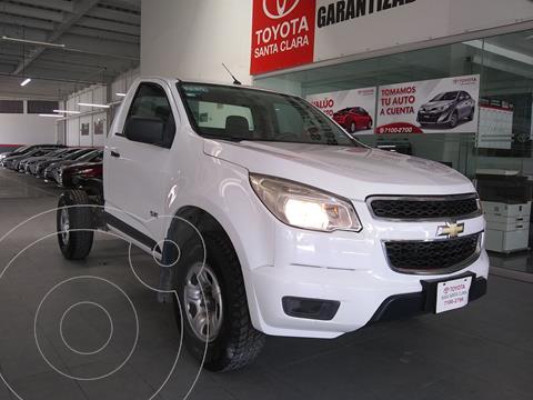 Chevrolet S-10 Chasis Cabina usado (2016) color Blanco precio $200,000