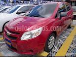 Foto venta Carro usado Chevrolet Sail Hatchback 1.4 LT  (2015) color Rojo precio $23.900.000