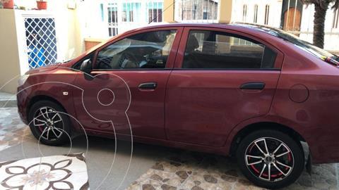 Chevrolet Sail Sedan 1.4L Ac usado (2014) color Rojo Vino precio u$s11.200
