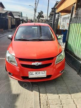 Chevrolet Sail LS 1.4   usado (2014) color Rojo precio $6.000.000