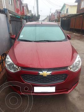 Chevrolet Sail 1.5L LS NB usado (2020) color Rojo precio $8.800.000