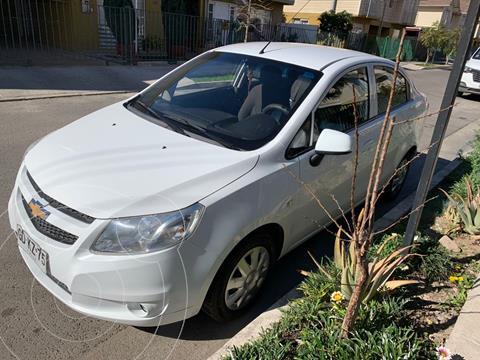 Chevrolet Sail 1.4  usado (2014) color Blanco precio $6.700.000