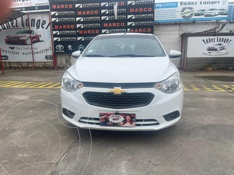 Chevrolet Sail 1.5L LS NB usado (2019) color Blanco precio $8.900.000