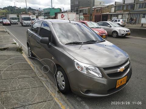 Chevrolet Sail LS Plus  usado (2020) color Gris Ocaso precio $35.000.000