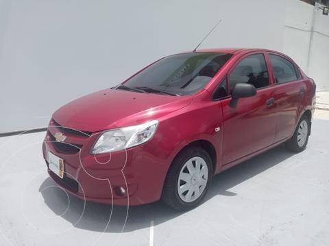 Chevrolet Sail LS usado (2018) color Rojo precio $26.500.000