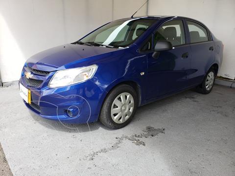 Chevrolet Sail LS Aa usado (2020) color Azul precio $28.990.000