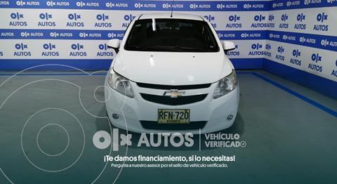 Chevrolet Sail LTZ usado (2014) color Blanco precio $27.000.000