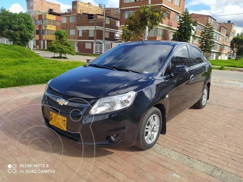 Chevrolet Sail LTZ usado (2014) color Negro precio $24.000.000