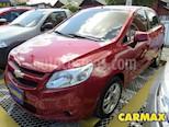 Chevrolet Sail LTZ  usado (2017) color Rojo precio $31.900.000
