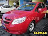 Chevrolet Sail LTZ  usado (2018) color Rojo precio $31.900.000