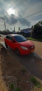 Chevrolet Sail LS Aa usado (2014) color Rojo precio $24.500.000